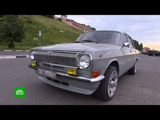 """Полувековой юбилей """"Волги"""": престижный советский автомобиль мог выглядеть совсем иначе"""