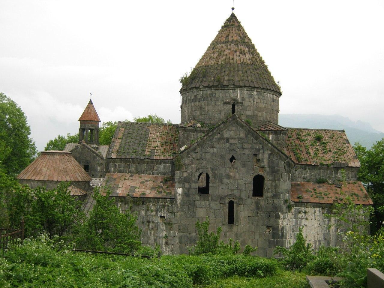 монастырь Санаин интереснее Ахпата?