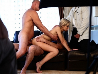 _21 sextury - sasha rose - ( behind the scenes )of fun with the estate agent