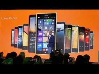 Lumia Denim Windows Phone update announced