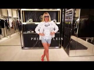 Новая коллекция Philipp Plein // Женский образ // Фирменный бутик в Лакшери Store // Тренды 2020