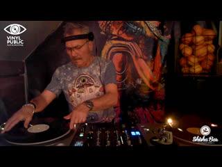 Vinyl public: владимир бегунов vinyl set @ shisha bar