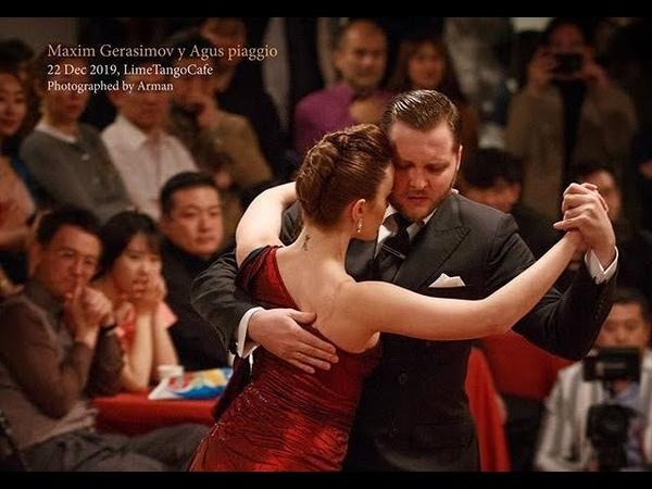 Maxim Gerasimov y Agus piaggio 'Cantemos Corazon' 1 4 Official Video Seoul Lime Tango Cafe