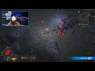 Diablo 4  почти два часа геймплея