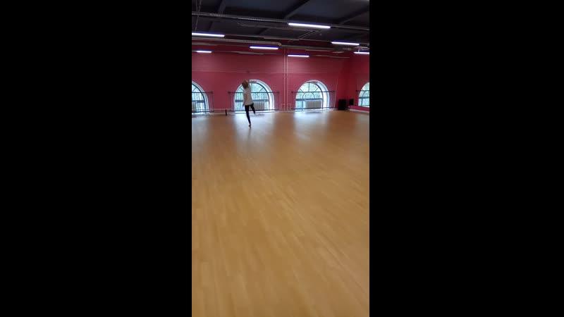 Современная хореография Семёнова Татьяна часть 2