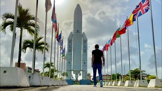 Ferry Tayle  | Europe Space Port, French Guiana