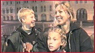 МОСКВА!!! В 90-х ВСЁ было ЛЕГКО и ПРОСТО!!! Взяли и съездили семьёй!!! Заодно и в Смоленск!!!