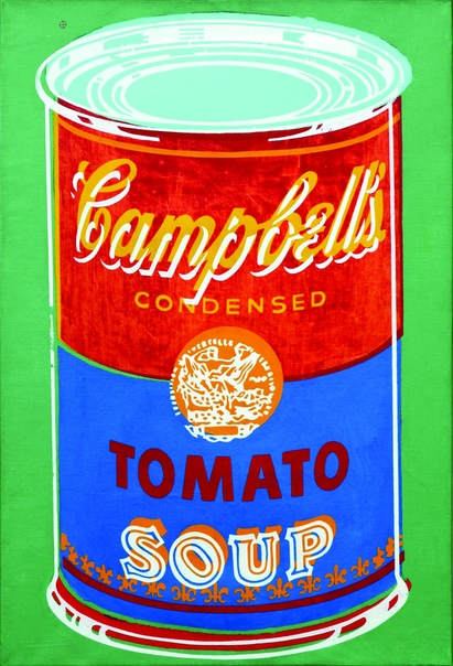 andy warhol campbell's soup - HD2212×3248