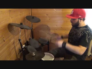 Caliban - Davy Jones (Drum cover)