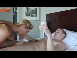 [HotGuysFuck] Heather Kelly - Heather Getting Ass Rimmed For The First Time During Hot Big Tit Fuck