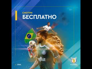 Чемпионат Бразилии по футболу!
