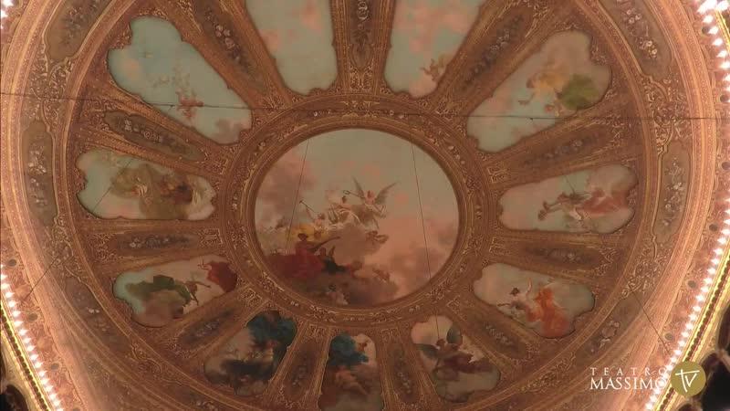 Teatro Massimo Concerto di San Silvestro 2020 - Omer Meir Wellber, Carmen Giannattasio, Markus Werba (Palermo, 31.12.2020)