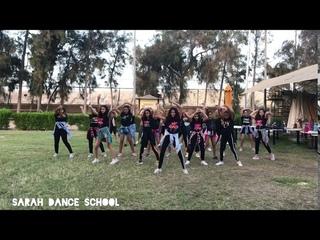 Ya Habibi by Mohamed Ramadan & Maitre Gims   Choreographer By Sarah Mo'men    Sarah Dance arabic School