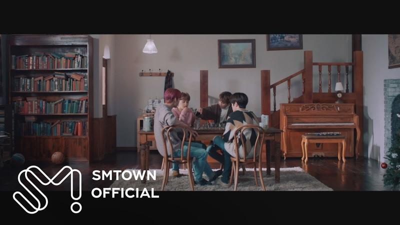 STATION X NCT U 엔시티 유 'Coming Home Sung by 태일 도영 재현 해찬 ' MV