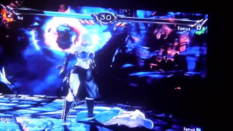 Soulcalibur 5 sexy Ivy,reversed ddt,Vance Archer,Sheamus,Rainbow Ivy и европейская карьера.11DeadFace