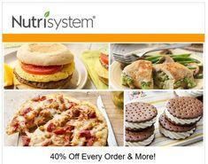 С Nutrisystem Вам не нужно решать, будут ли продукты соответствовать вашей диете. Вам не нужно считать калории.