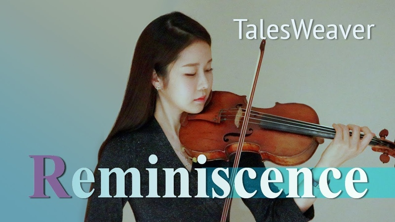테일즈위버 TalesWeaver OST Reminiscence violin cover by ziaa