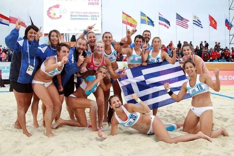 Все — на пляж! Станет ли песчаный гандбол олимпийским?, изображение №3