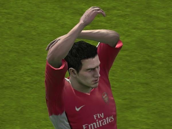 FIFA 10 Awesome gameplay mod Бавария Арсенал 1 0
