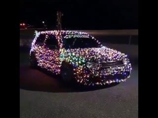 Volkswagen Golf 4 Happy new year