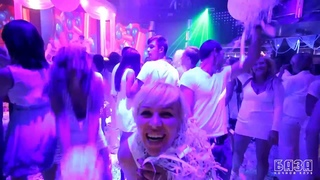 Freak show - клуб БАЗА  White Party