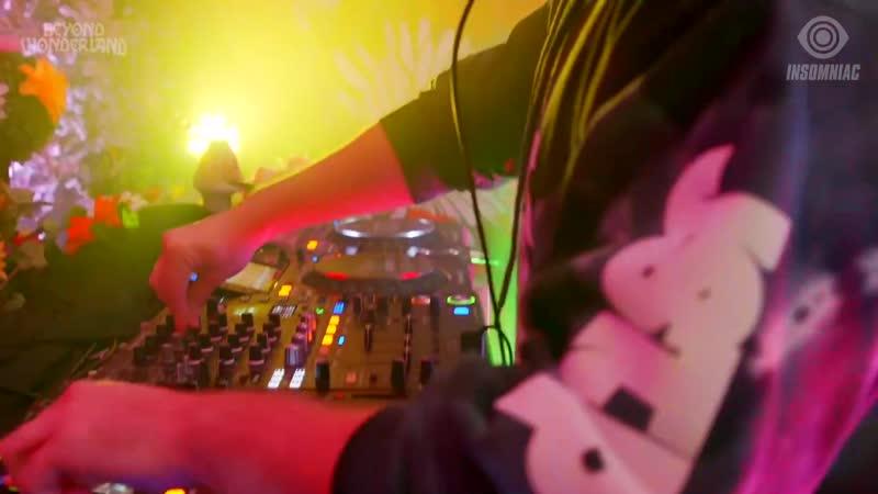 JSTJR Live @ Beyond Wonderland Virtual Rave A Thon