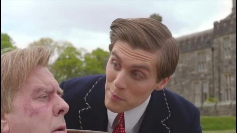 Нечем заняться и Тащи всех сюда Отрывок из сериала Замок Бландингс