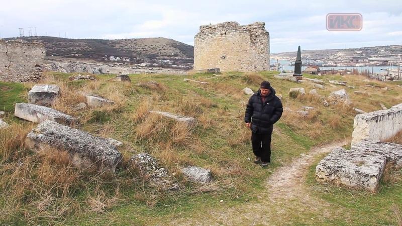 Крымский маршрут Крепость Каламита в Инкермане