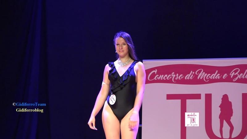 Miss Città di Marghera 2019 Tu Modella Per un Giorno