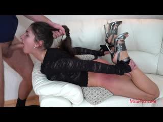 Mila Fox Жёсткая порка девушки, порно жёсткое выпорол порет отшлёпал