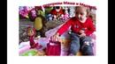 Открываем Киндер Сюрпризы Маша и Медведь. Opening Kinder Surprises Masha and the Bear. 03.06.2017