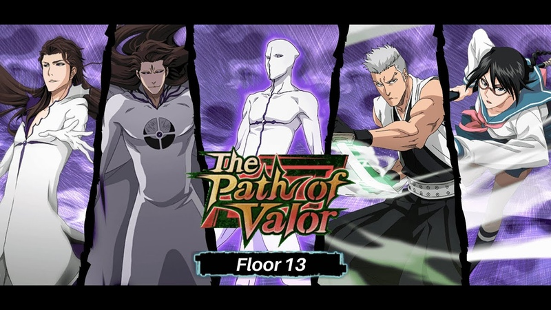 The Path of Valor Floor 13 5 Units