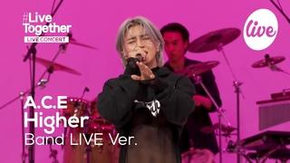 """[4K]  (에이스)의 """"Higher"""" Band LIVE Ver.│더욱 성숙하고 섹시해진 에이스의 밴드라이브! [itsLIVE 잇"""