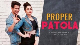 Proper Patola   Namaste England   Arjun, Parineeti, Badshah    Shaikh   Aadil Khan Choreo