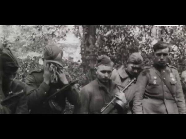 Комбат погиб в последний день штурма Берлина Кинохроника прощания с лейтенантом второго мая 1945 го