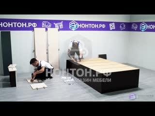 Шкаф «Ронда 3-х створчатый»: видео с инструкцией по сборке