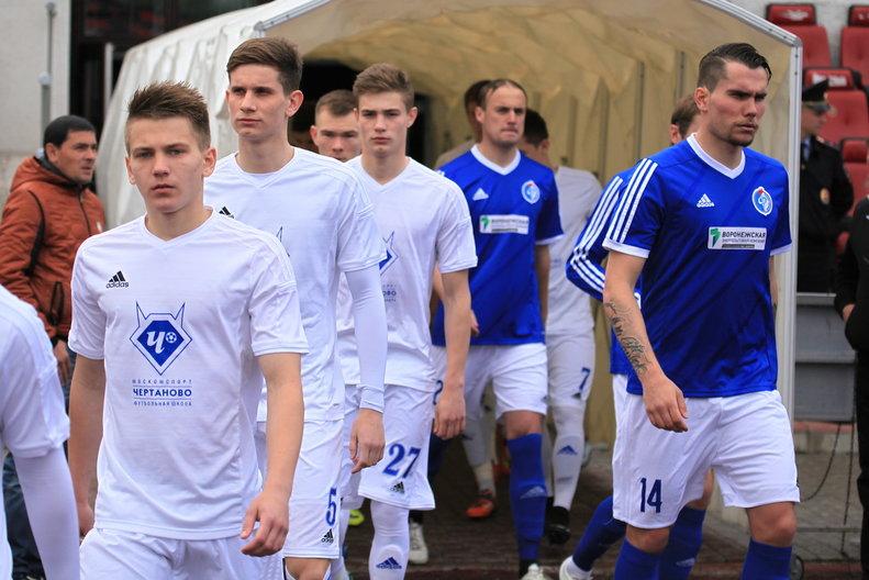 18 мая 2015 г. Матч «Чертаново» — «Факел» на «Янтаре» в Строгино