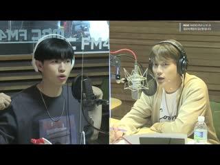 [RADIO]  MBC FM4U «Noons Hope Song» Kim Shin-Young (DuJun  Kim JaeHwan)