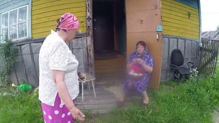 О чем говорят бабушки #Семейный канал семья Рожковы #канал #семья #влог #влоги #семейный влог