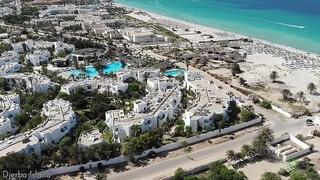 L'ile de Djerba filmée par un drone avec le morceau de Ridha el Kalai   Dez jwabi el Jerba