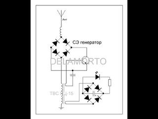 Простейший генератор свободной энергии-2