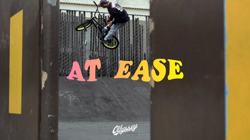 Odyssey BMX | AT EASE ft. Cable, Loubser, Olivos, Krolicki, Odesa, Barboza, and Okert insidebmx