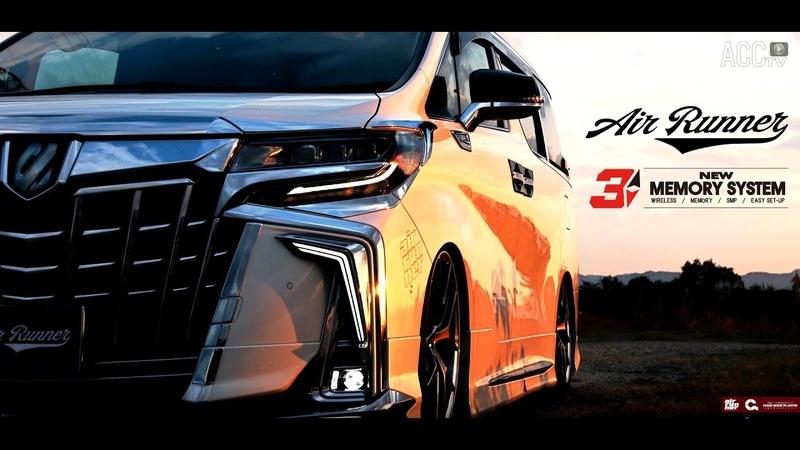 ACCtv 30アルファード 4WD ACCエアサス 3Hシステム MODELLISTAフルエアロ BBSホイール