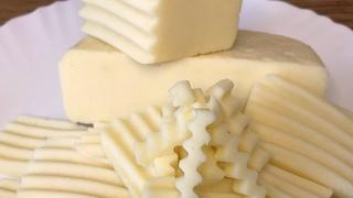 «ДОМАШНИЙ ТВЕРДЫЙ СЫР» из магазинного творога и молока. Плавится как моцарелла, вкус превосходный!!!