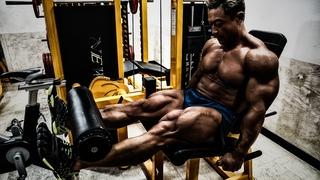 [개근질닷컴] MR. OLYMPIA, IFBB Pro 보디빌더 김준호 하체 운동 / MR. OLYMPIA, IFBB Pro KIM JUN HO Leg Workout