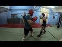Легкие спарринги - первый отрывок | Спортивный Клуб ''STREET FIGHTER''