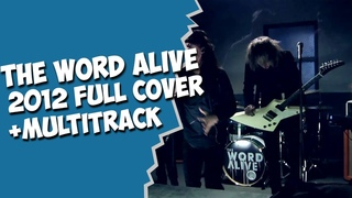The Word Alive - 2012 TIGHT SOUND COVER+MULTITRACK