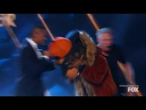 The Masked Singer Season 2 Finale Unmasking Rottweiler
