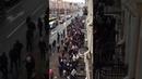 Марш пенсионеров на Городском Валу 30 ноября