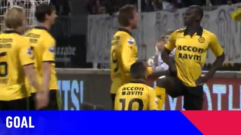 ONGEKENDE Omhaal van Kah Roda JC Kerkrade VVV Venlo 16 04 2011 Goal